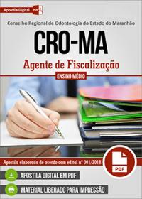 Agente de Fiscalização - CRO-MA