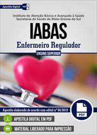 Enfermeiro Regulador - IABAS - MS