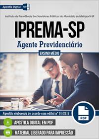 Agente Previdenciário - IPREMA - SP