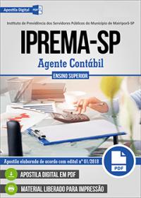 Agente Contábil - IPREMA - SP