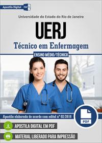 Técnico em Enfermagem - UERJ