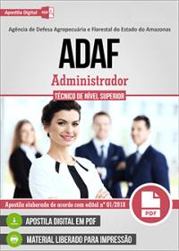 Administrador - ADAF-AM