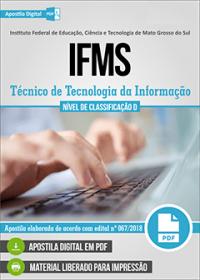 Técnico de Tecnologia da Informação - IFMS