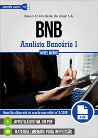 Analista Bancário 1 - BNB
