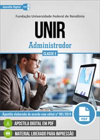 Administrador - UNIR