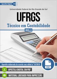 Técnico em Contabilidade - UFRGS
