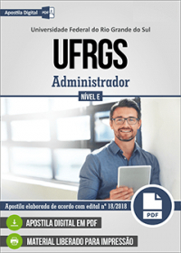 Administrador - UFRGS
