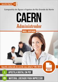 Administrador - CAERN