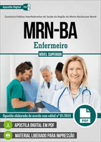 Enfermeiro - MRN - BA