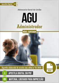 Administrador - AGU