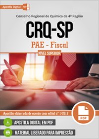 PAE - Fiscal - CRQ-SP