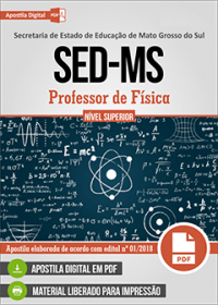 Professor de Física - SED-MS