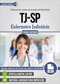 Enfermeiro Judiciário - TJ-SP
