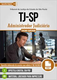 Administrador Judiciário - TJ-SP