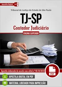 Contador Judiciário - TJ-SP
