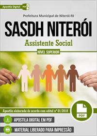 Assistente Social - SASDH Niterói - RJ