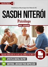 Psicólogo - SASDH Niterói - RJ
