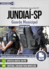 Guarda Municipal - Prefeitura de Jundiaí - SP