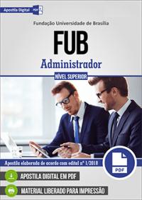 Administrador - FUB