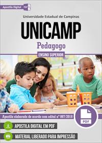 Pedagogo - UNICAMP