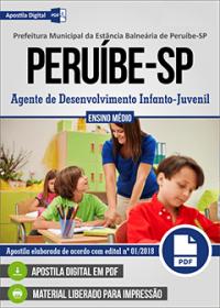 Agente de Desenvolvimento Infanto-Juvenil - Prefeitura de Peruíbe - SP