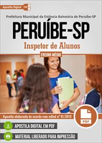 Inspetor de Alunos - Prefeitura de Peruíbe - SP