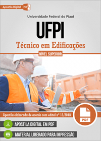 Técnico em Edificações - UFPI