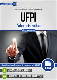 Administrador - UFPI