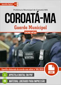 Guarda Municipal - Prefeitura de Coroatá - MA
