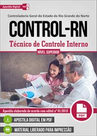 Técnico de Controle Interno - CONTROL-RN