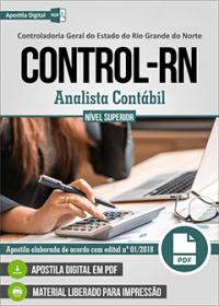 Analista Contábil - CONTROL-RN