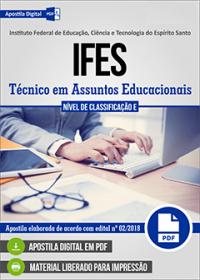Técnico em Assuntos Educacionais - IFES