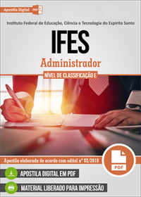 Administrador - IFES