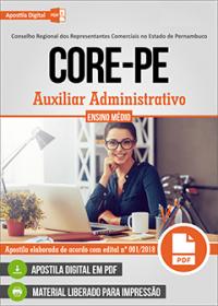 Auxiliar Administrativo - CORE-PE
