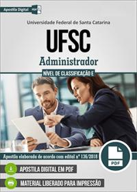 Administrador - UFSC