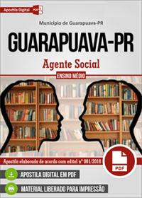 Agente Social - Prefeitura de Guarapuava - PR