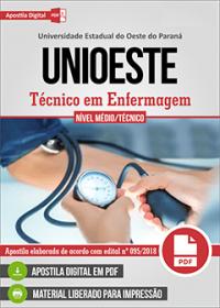 Técnico em Enfermagem - UNIOESTE
