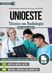 Técnico em Radiologia - UNIOESTE