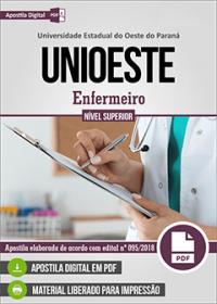 Enfermeiro - UNIOESTE