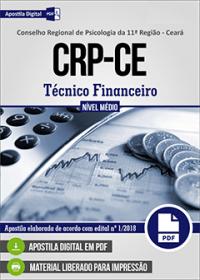 Técnico Financeiro - CRP-CE