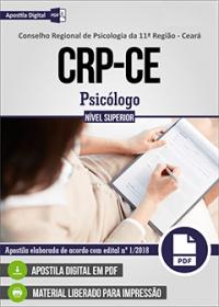 Psicólogo Fiscal - CRP-CE
