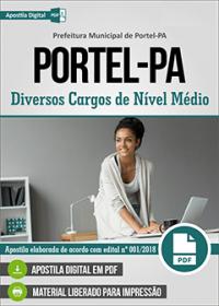 Agente Administrativo - Prefeitura de Portel - PA