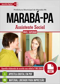 Assistente Social - Prefeitura de Marabá - PA