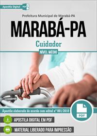 Cuidador - Prefeitura de Marabá - PA
