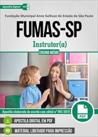 Instrutor - FUMAS-SP