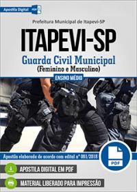 Guarda Civil Municipal - Prefeitura de Itapevi - SP