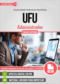 Administrador - UFU