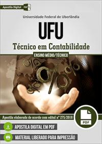 Técnico em Contabilidade - UFU