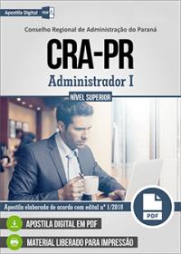 Administrador I - CRA - PR