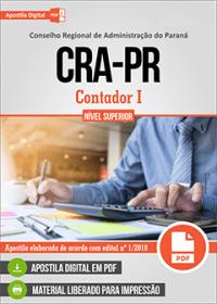 Contador I - CRA-PR